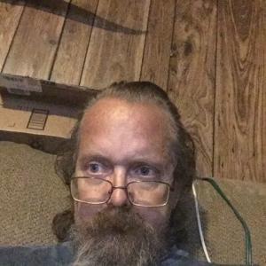 Travis, 49, man
